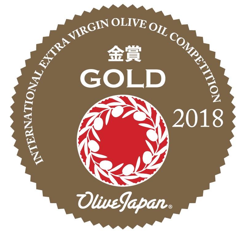 Olive Japan, Gold Medal 2018