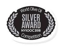 NYIOOC, Silver Award 2018